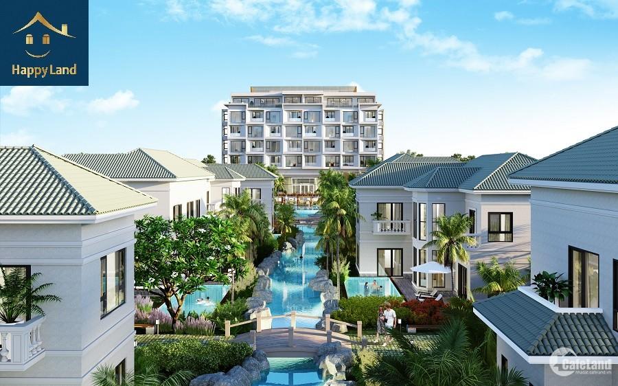 660triệu sở hữu căn hộ Parami Hồ Tràm, nhận 320 triệu cho thuê khi bàn giao 2019