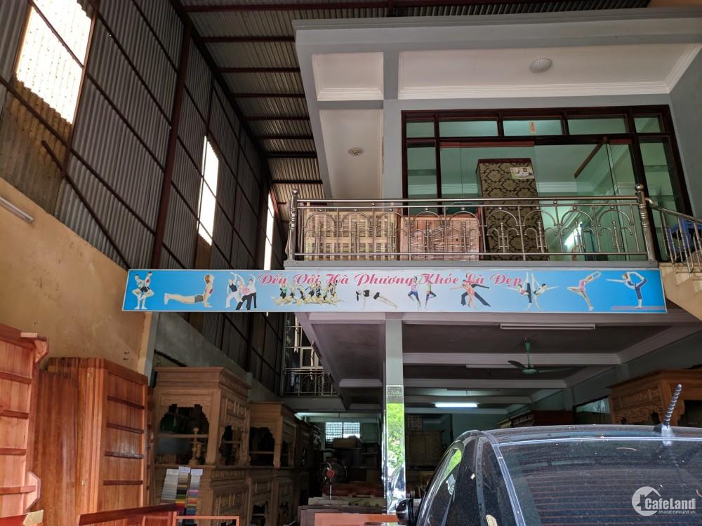 Nhà xưởng 200m2 cạnh đường Võ Nguyên Giáp - Nội Bài