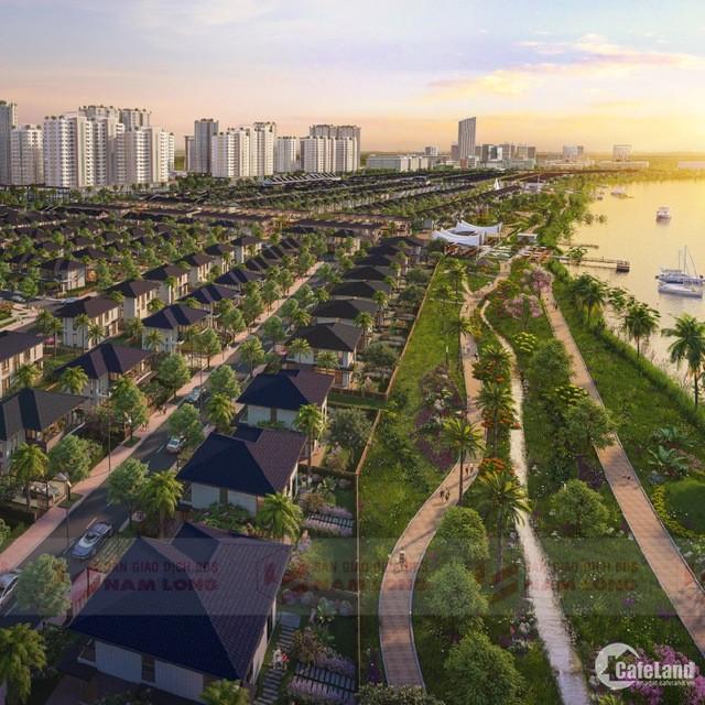 KĐT Waterpoint Thành Phố Xanh Tại tây Nam Sài Gòn