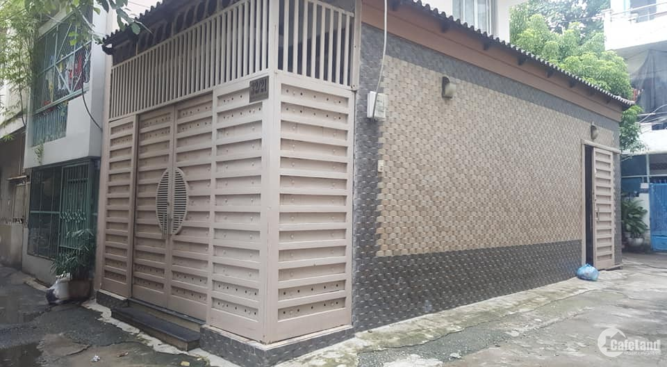 Cần bán nhà đẹp dạng biệt thự mini tại Nguyễn Cửu Vân, F17, Bình Thạnh giá tốt