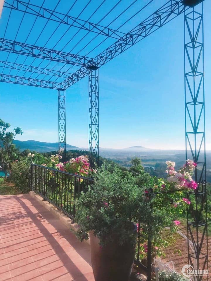 Biệt thự sinh lời ven đô Panorama hill Hòa Bình