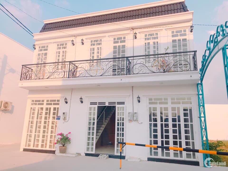 Nhà Rẻ Giá Đẹp 1 trệt 1 lầu đường hẻm Hà Huy Giáp