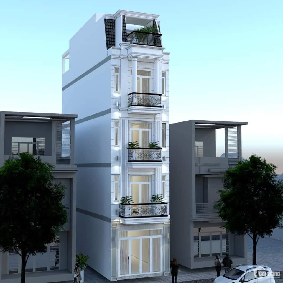 Bán nhà smart home đường Hà Huy Giáp
