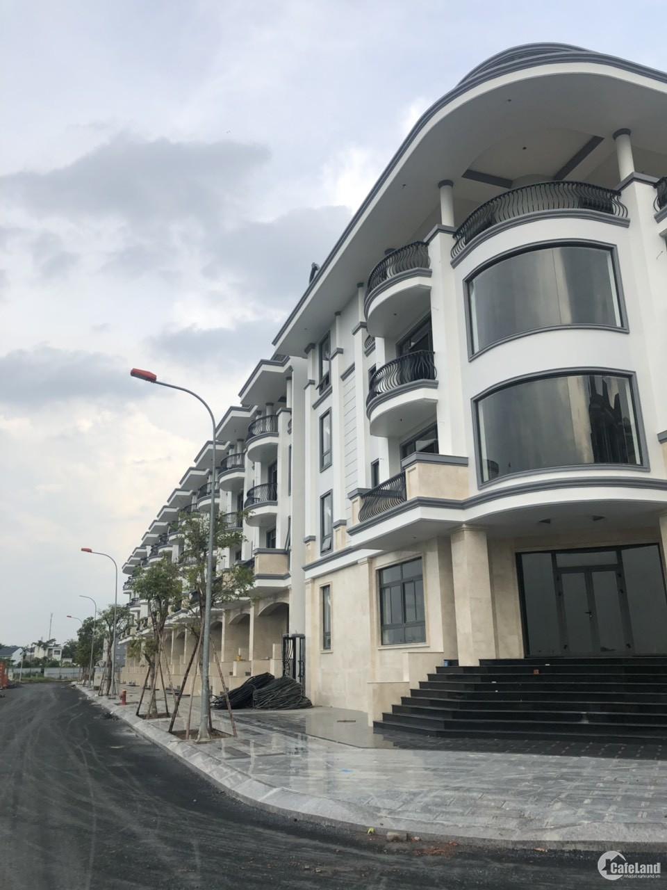 Bán căn nhà HTNT đã có sổ hồng KĐT Vạn Phúc Riverside City Thủ Đức.Gía:10.5 tỷ .