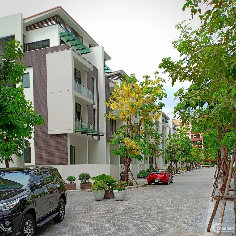 Cần bán biệt thự 3 mặt thoáng Imperia - Thanh Xuân. 197m2 x 4 tầng. Vị trí đẹp.