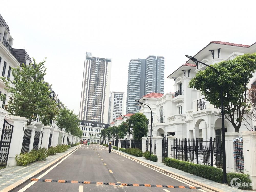 cần bán biệt thự căn BT10 diện tích 225m2 dự án Embassy garden kđt tây hồ tây