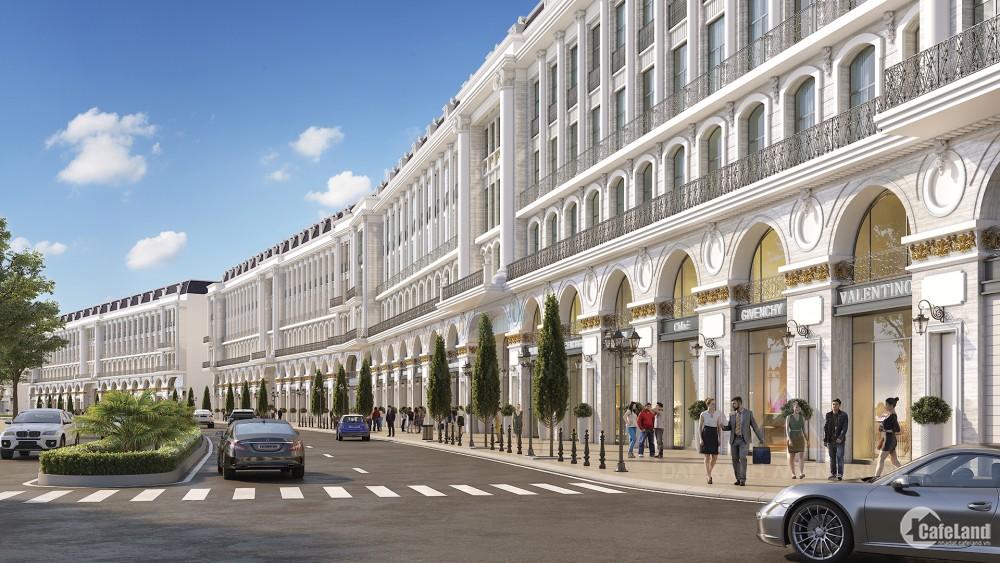 Shophouse 5 sao đẹp nhất trên đường hùng vương, thành phố Tuy Hoà hiện nay