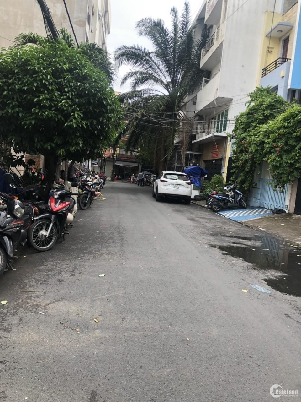 Xuất cảnh cần bán nhanh trong tháng căn nhà HXH đường D5,Bình Thạnh.