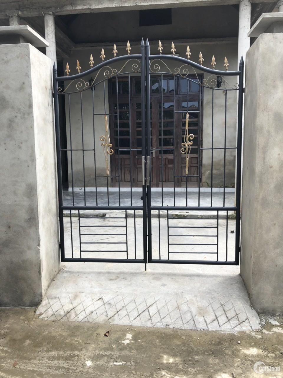 Bán nhà GIÁ RẺ đường NGUYỄN DUY LUẬT - Gần chợ Phú Bài - LH:0766690560