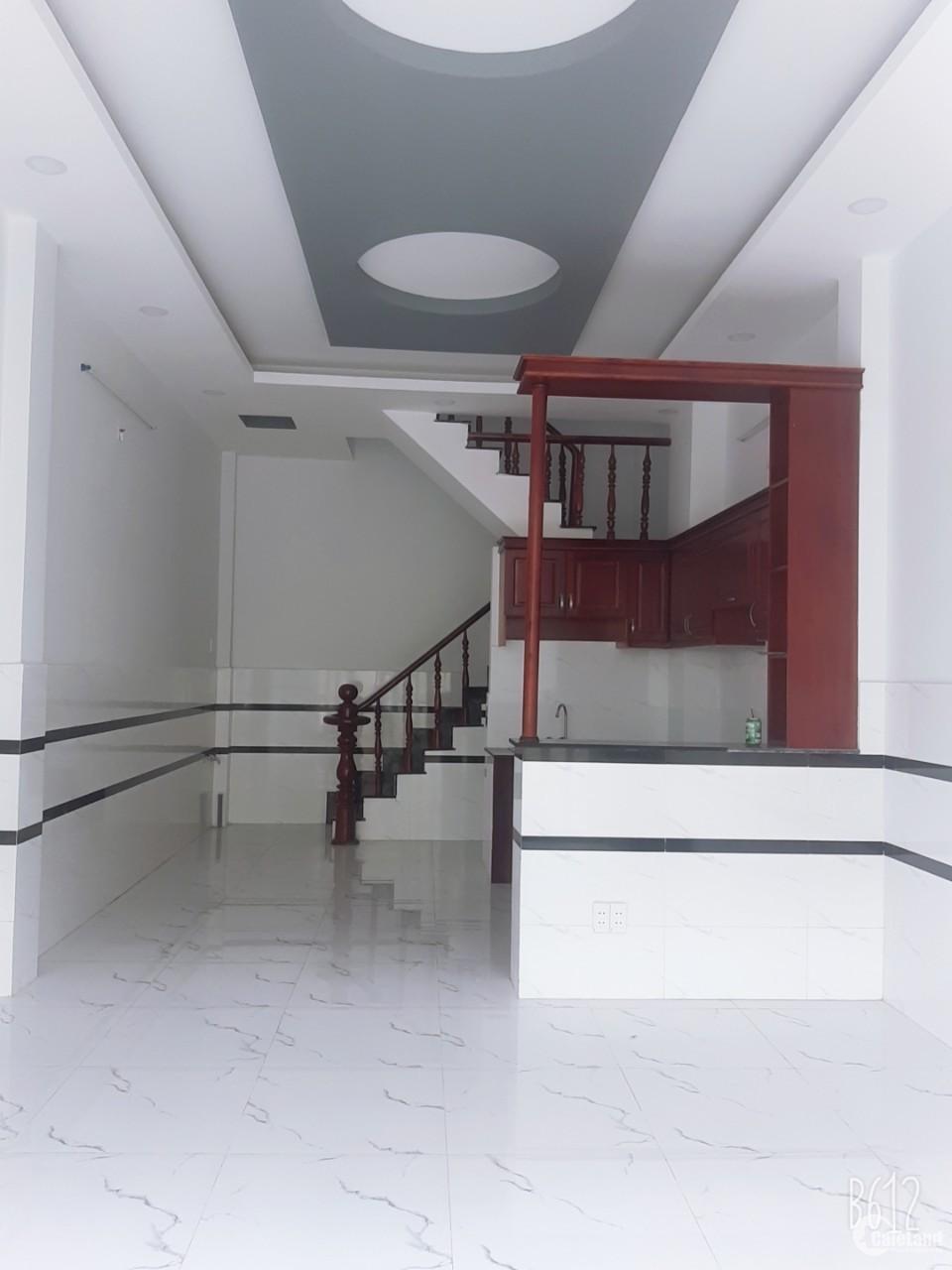Nhà Đẹp Kiếm chủ Xây dựng 2 Lầu 4x 10 Gía 2,05 tỷ LH 0937 067 333