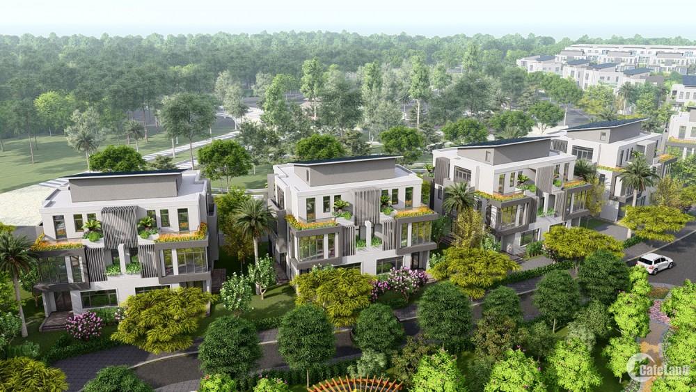 Biệt thự đơn lập khu đô thị Đặng Xá, diện tích lớn, giá cực rẻ. lh: 0354806613
