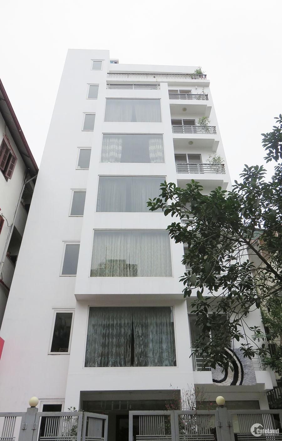 Bán gấp Building góc 2MT Bùi Thị Xuân, 8x22m, vị trí đẹp nhất cung đường