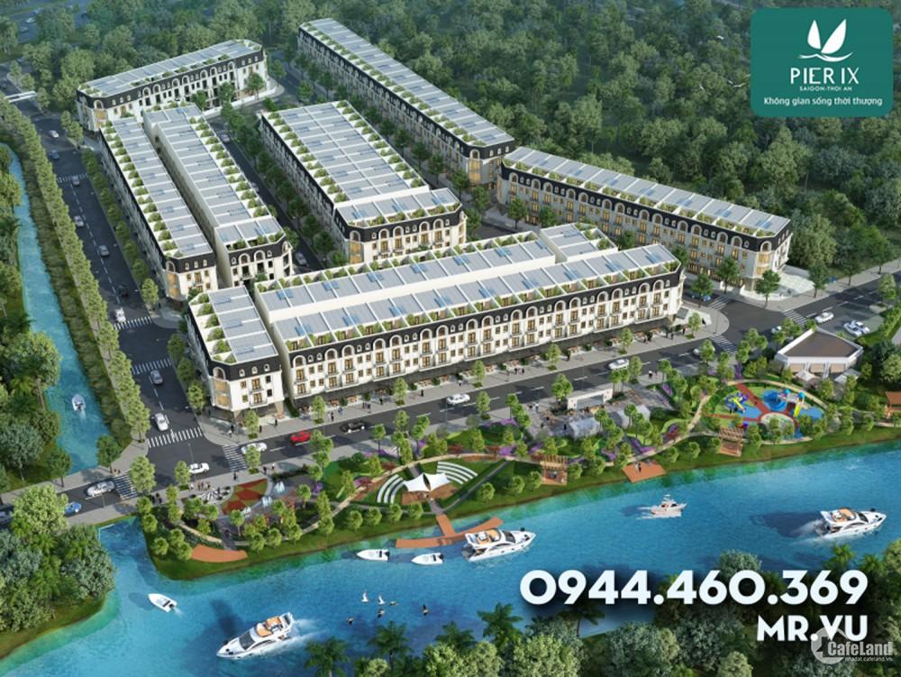 Dự án Pier IX mở event công bố giá chính thức tại văn phòng chủ đầu tư 24/08