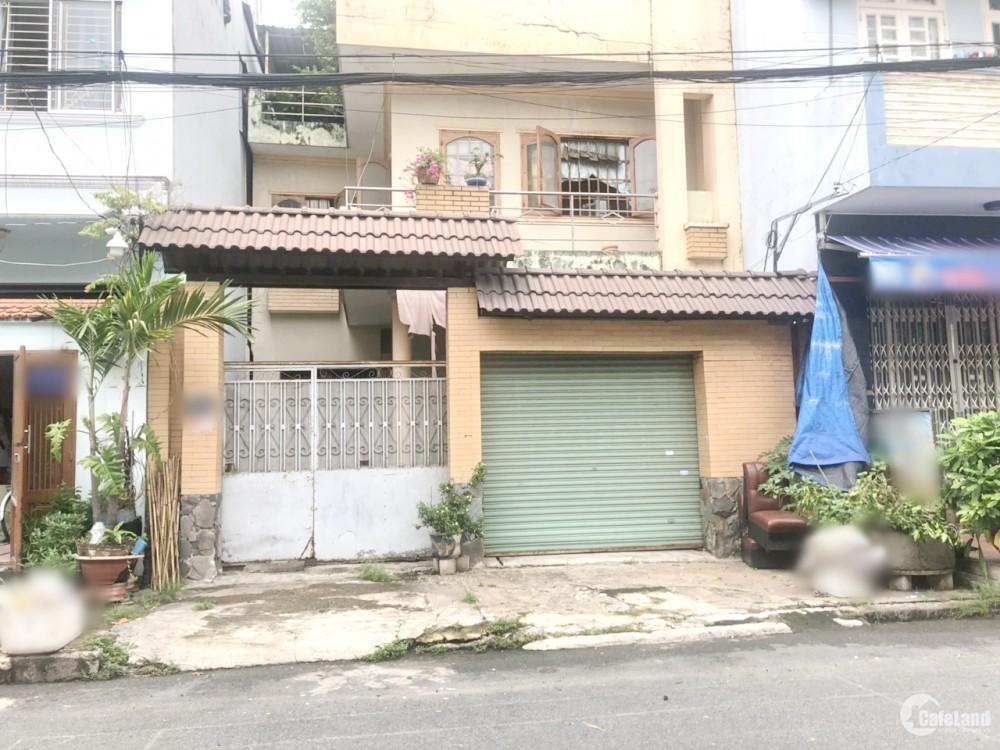 Bán nhà mặt tiền Đường số 13 P.Tân Kiểng Quận 7, DT: 7.8x16m - LH: 0903503938