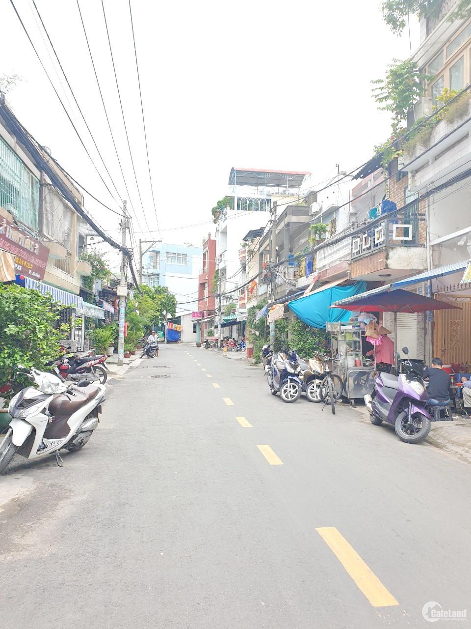Bán nhà mặt tiền kinh doanh đường Ba Đình Phường 10 Quận 8, 4x14.2m - NH: 9.2m