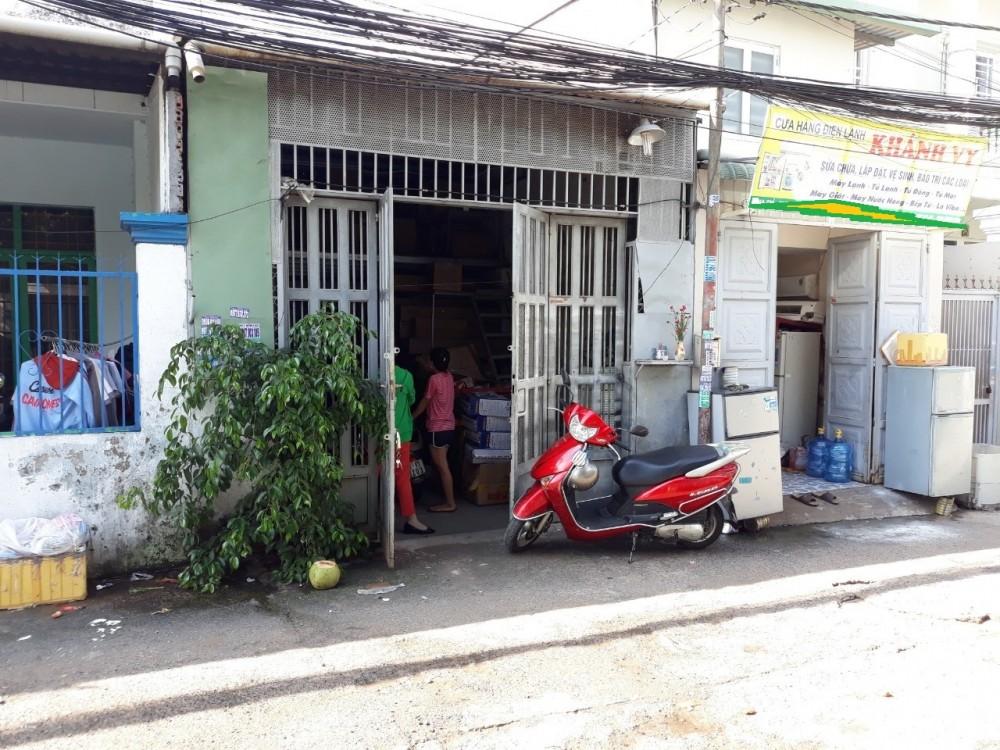Bán căn nhà 73 m2 đường số 8 Tăng Nhơn Phú B,đường 7m.