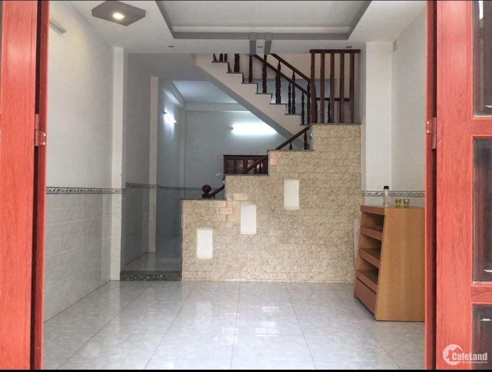 Bán Nhà 449/ Hương Lộ 2 P Bình Trị Đông dt 4mx12m hẻm 6m giá 4.2 tỷ