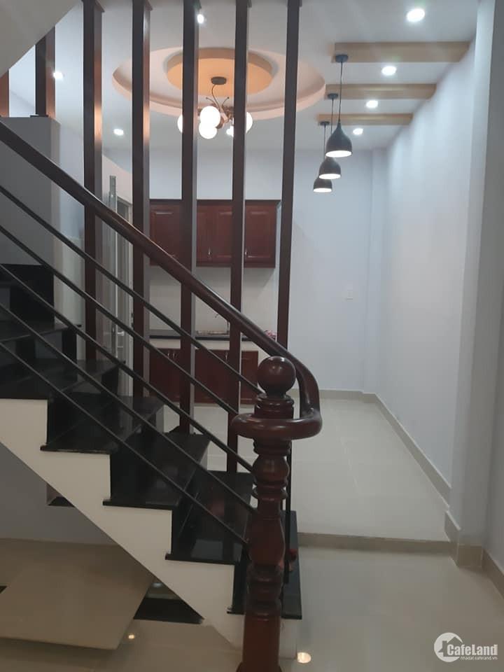 Bán nhà 3 tầng, đường Đào Duy Anh, Quận Phú Nhuận. 41m2, giá 7,1 tỷ.