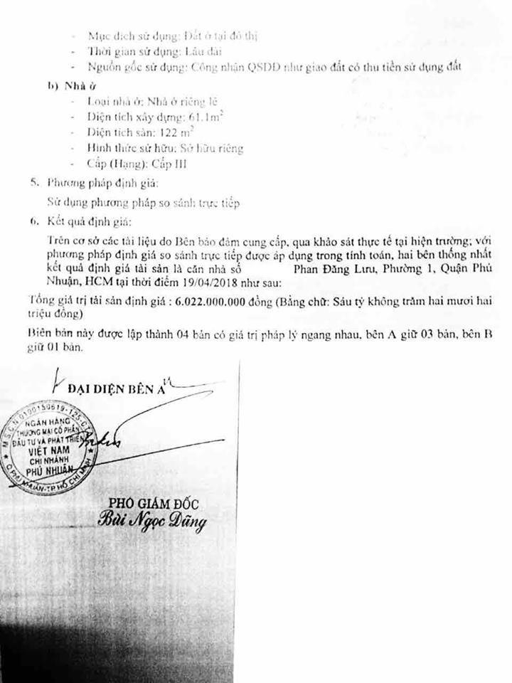 Xuất ngoại bán nhà Phan Đăng Lưu, Phú Nhuận, 73m2, 6,3 tỷ