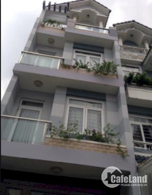 Cần bán gấp mặt đường Tân Quý, Sơn Kỳ, Tân Phú, 110m, 4 tầng, giá chỉ 13,5 tỷ.