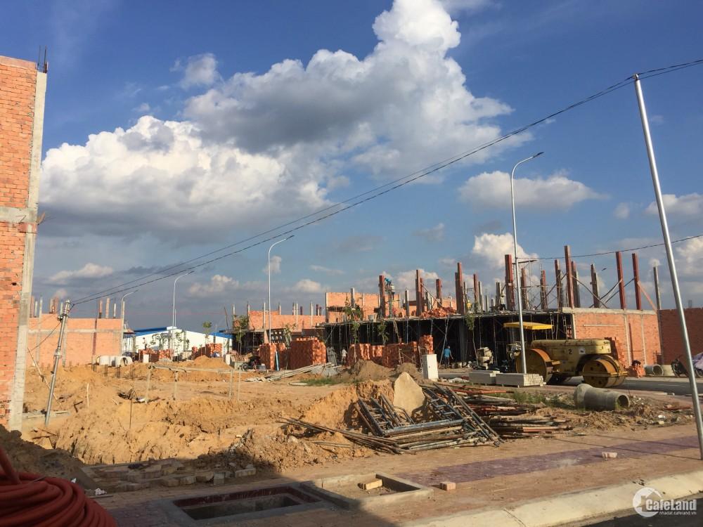 Dự án nhà phố Liên kế Tân Phước Khánh giá cực rẻ cho các nhà đầu tư, Lh 0932 20