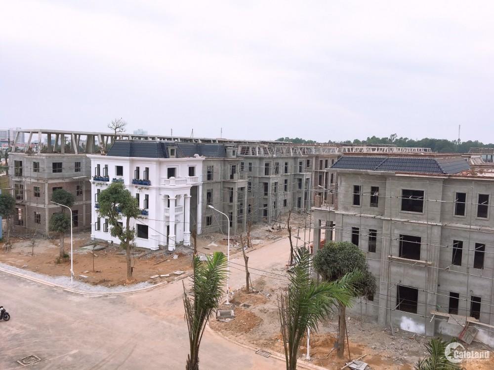 Bán lô shophouse đông nam giá rẻ nhất dự án VCI cả nhà và đất 3,8 tỷ