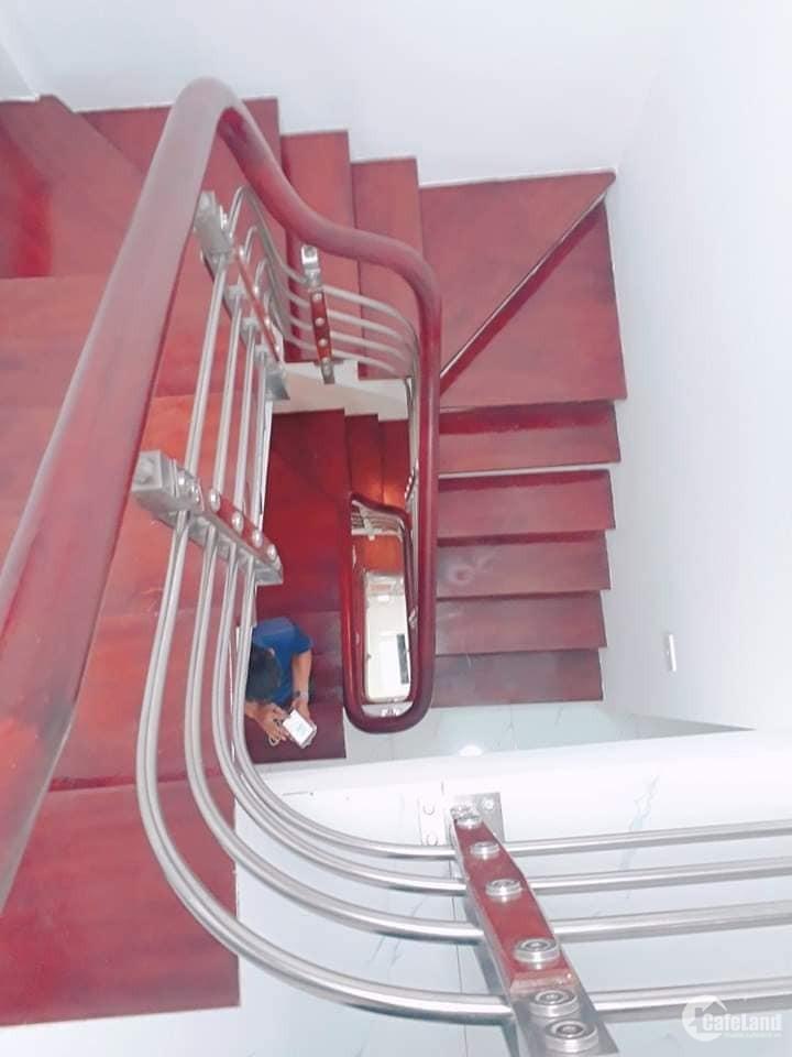 NHÀ MỚI! Phố HOT Văn Cao 40m2 x 4 tầng - mặt tiền 3.2m - Nở Hậu, giá 4.3 tỷ.