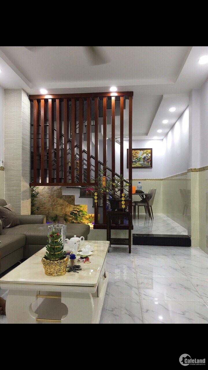 Bán nhà 40m2,3 lầu Bạch Đằng Phường 24 Quận Bình Thạnh