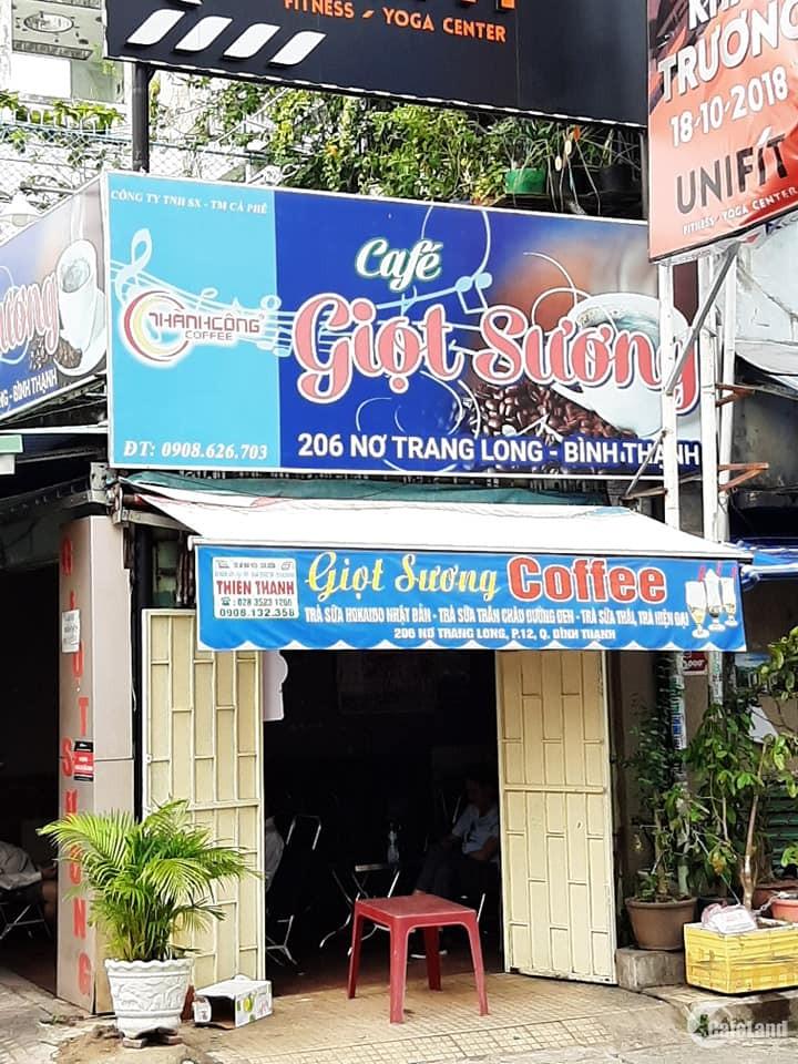 Hẻm xe tải Nhà Nơ Trang Long, Bình Thạnh dt 70m2 giá 8 tỷ. 0901392122