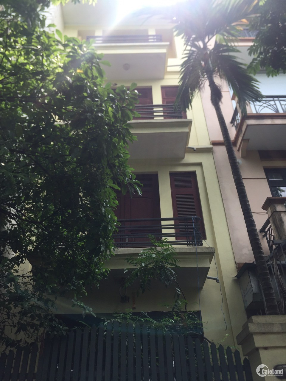 Cần bán nhà tại phố Trung Kính, quận Cầu Giấy, HN