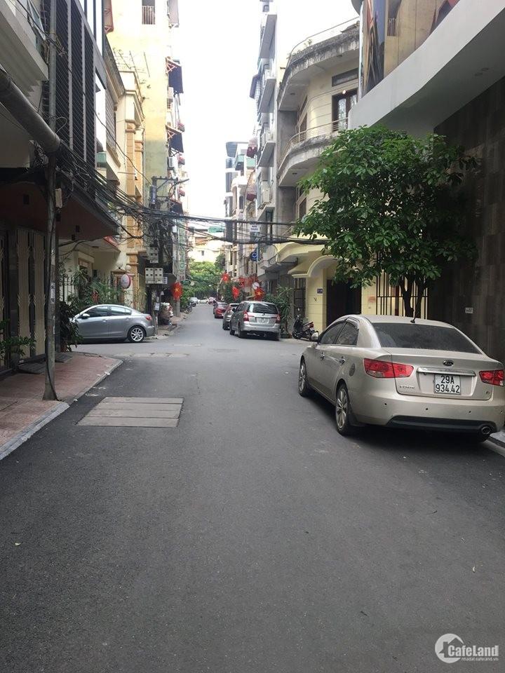Bán nhà Lô góc- Kinh Doanh Trần Thái Tông 51m2 5Tầng MT4.5m giá 7.2 tỷ