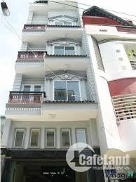Bán nhà riêng 4 tầng 42,8m2 oto đỗ cửa KV Vân Canh Hoài Đức