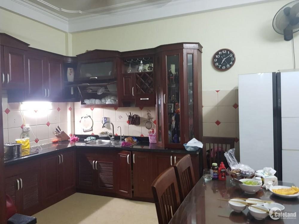 Nhà đẹp, kiên cố tại Định Công Thượng rộng 46 m2, 4 tầng, giá chỉ 4.2 tỷ