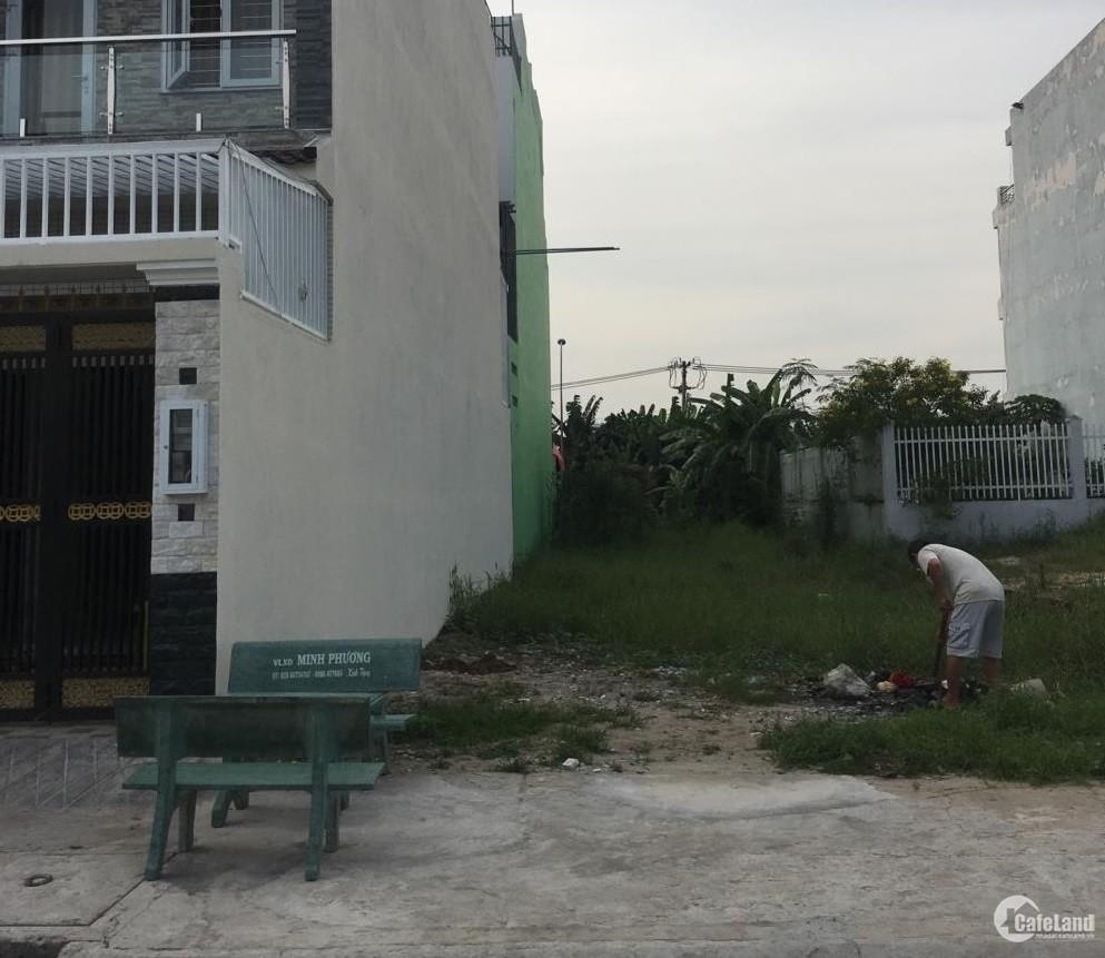 Đất An Phú Tây, Bình Chánh, 90m2, 500tr, SHR,chính chủ.