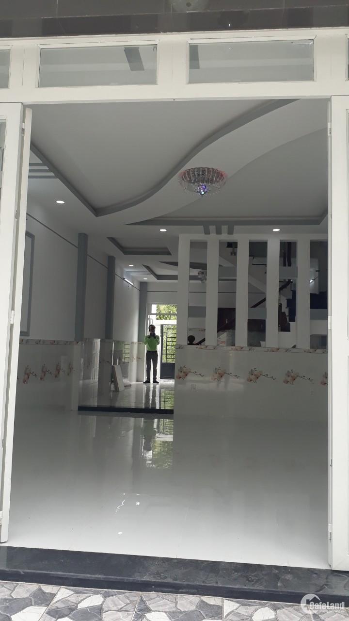 Bán  ngôi nhà  sổ riêng DT: 300m2,  tại khu phố nhà bè, TP, HCM