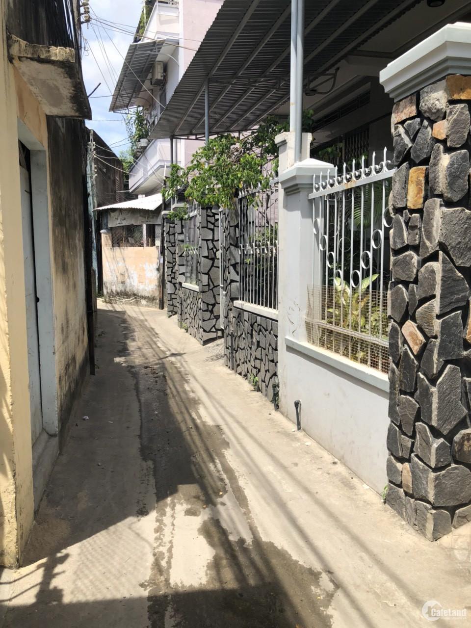 CẦNBÁN CĂN NHÀ NHỎ CÁCH ĐƯỜNG ĐỒNG NAI PHƯỚC HẢI TP. NHA TRANG CHỈ 70M GIÁ 1.5 T