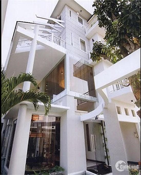 Bán Building góc 2 MT Nguyễn Văn Thủ, Quận 1, DT: 8.5x18m, 1 Hầm 7 Tầng cực đẹp