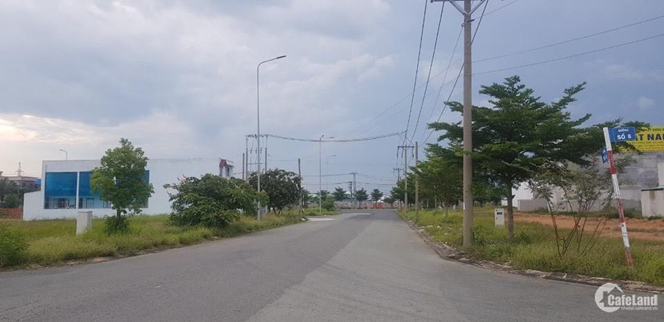 Thanh lý lô góc 2 mặt tiền đường số 8 và 12 cách Aeon 5km, đường nhựa