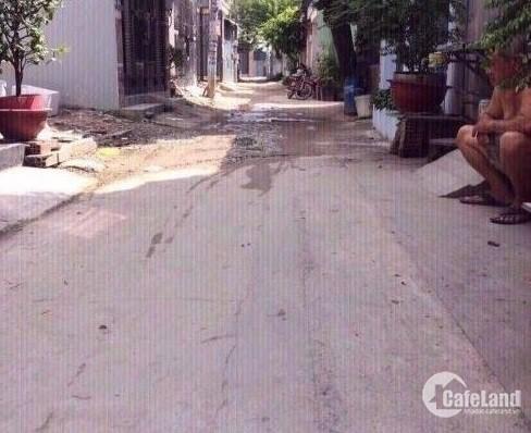 Chỉ Dành Cho Nhà Đầu Tư - Nhà Nát 71m2 Ở Nguyễn Văn Quá - Q12.