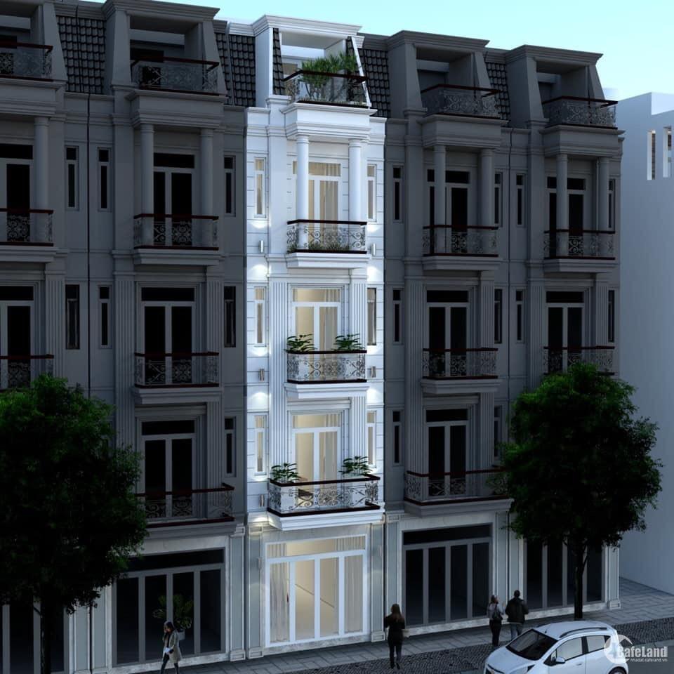 Nhà phố cao cấp phường thạnh lộc,xây 4 lầu thiết kế sang trọng.