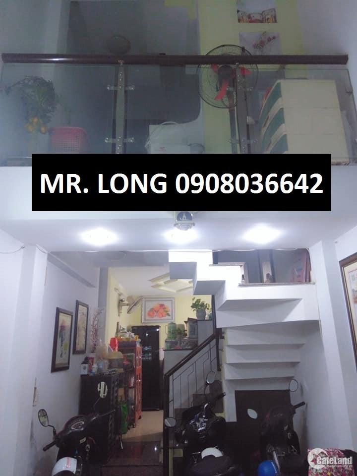 Nhà hiếm siêu đẹp, đường Lê Văn Sỹ, Quận 3, MT 4m, 36m2, 5T, 4.5 tỷ, LH: Mr.Long