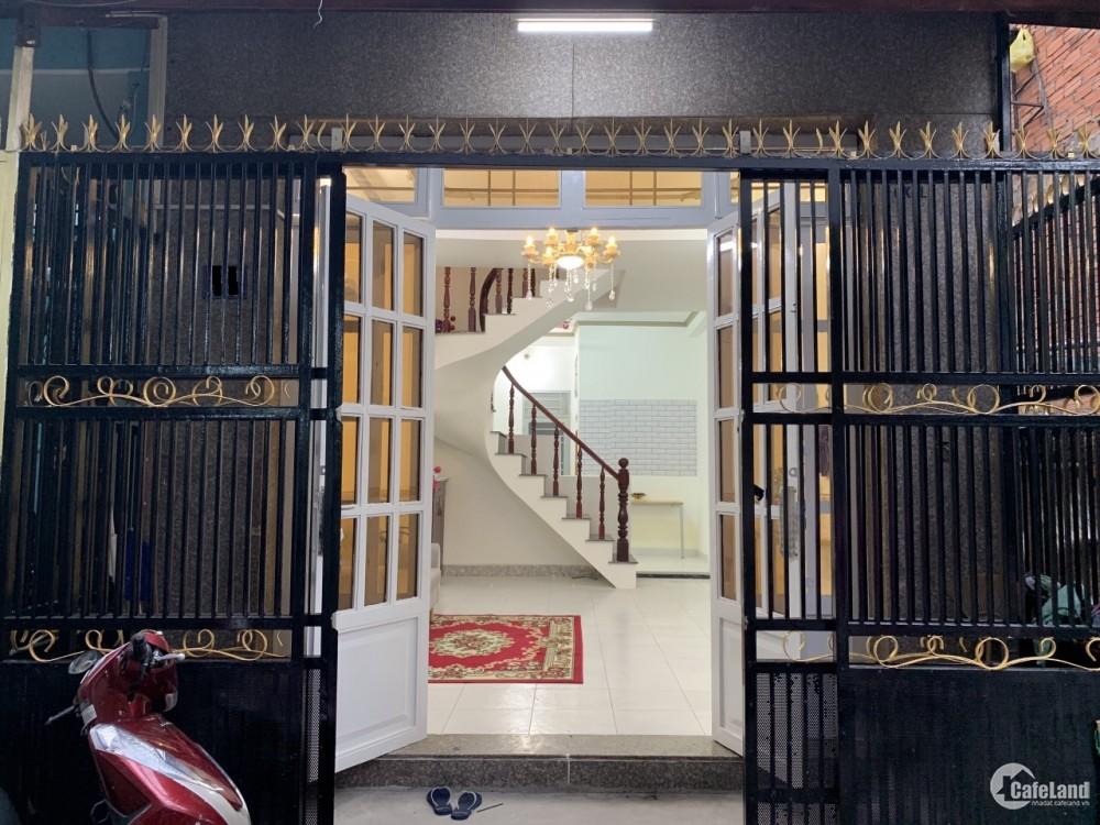 Nhà CX Phú Lâm A, 3,5x9,5, 1t1l đúc thật