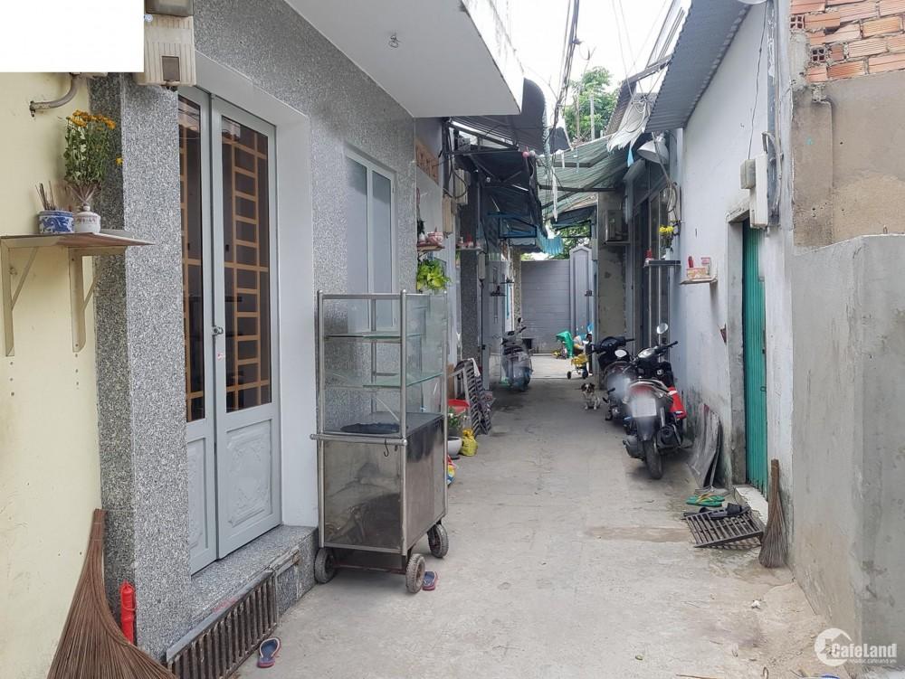 Bán nhà Lý Chiêu Hoàng P10 Q6– 40m2 – 2.15 tỷ.