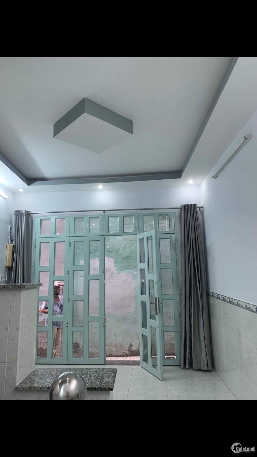Bán nhà hẻm vị trí đẹp tại đường Phạm Thế Hiển, Phường 6, Quận 8, HCM.