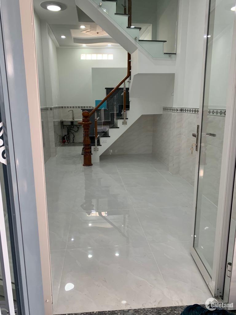 Nhà phường 16 Quận 8 sát Võ Văn Kiệt sao chỉ có giá 2.5 tỷ, LH ngay 0937678829
