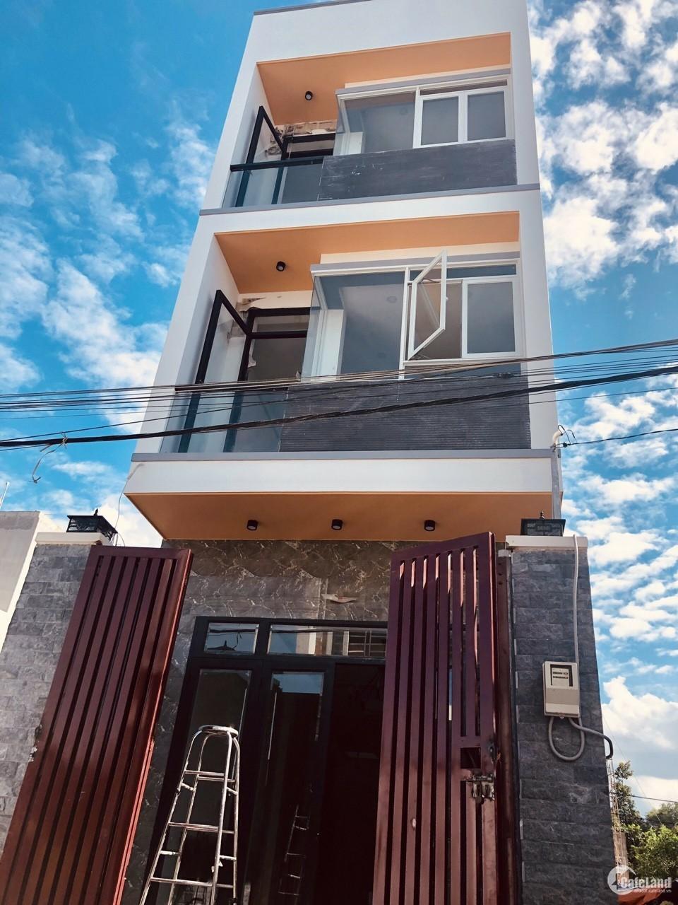Bán nhà 448 Lã Xuân Oai, P.Long Trường, Quận 9, TP.HCM, LH: 039.997.2939