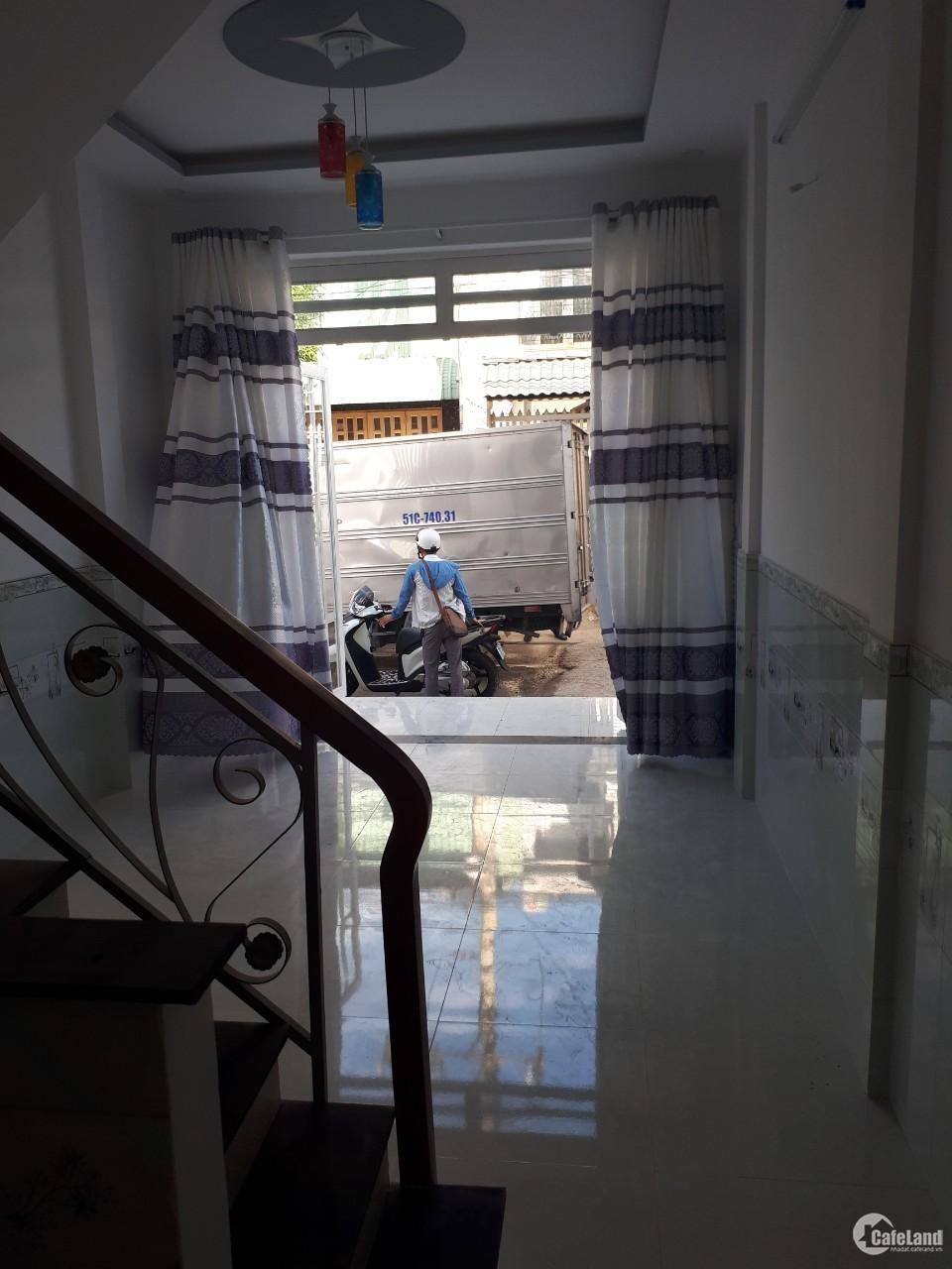 Bán nhà 2lầu sh,ĐườngTâylân,Bình Trị ĐôngA,BìnhTânchỉ1ty980tr