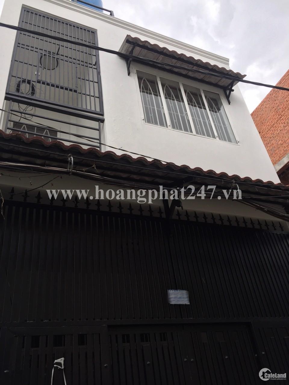 Bán nhà HXH Nguyễn Thượng Hiền, P.1, Q.Gò Vấp