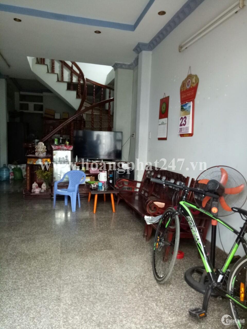 Bán nhà HXH đường Quang Trung, P.11, Q. Gò Vấp