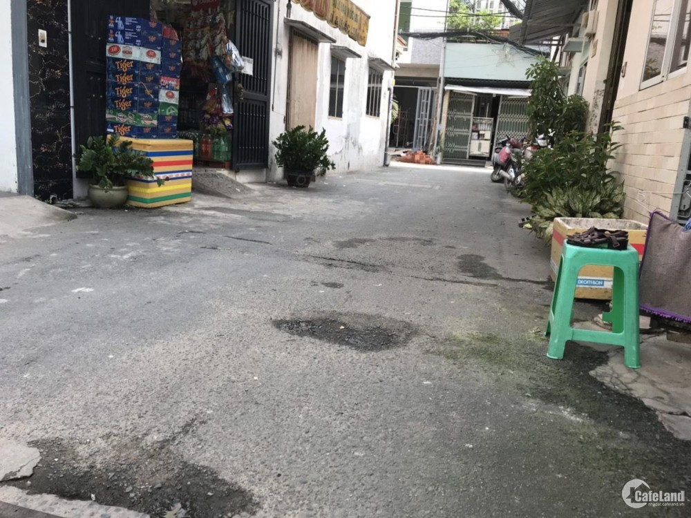 Bán Nhà, HXH đường Tân Qúy Tân Qúy ,Q.Tân Phú, DT:4x10m,giá 3.65tỷ. TL